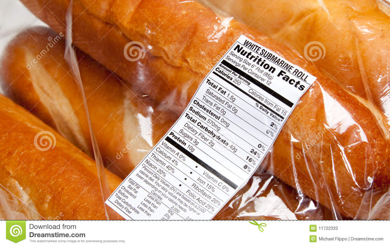 Whole Foods Bread Nutrition