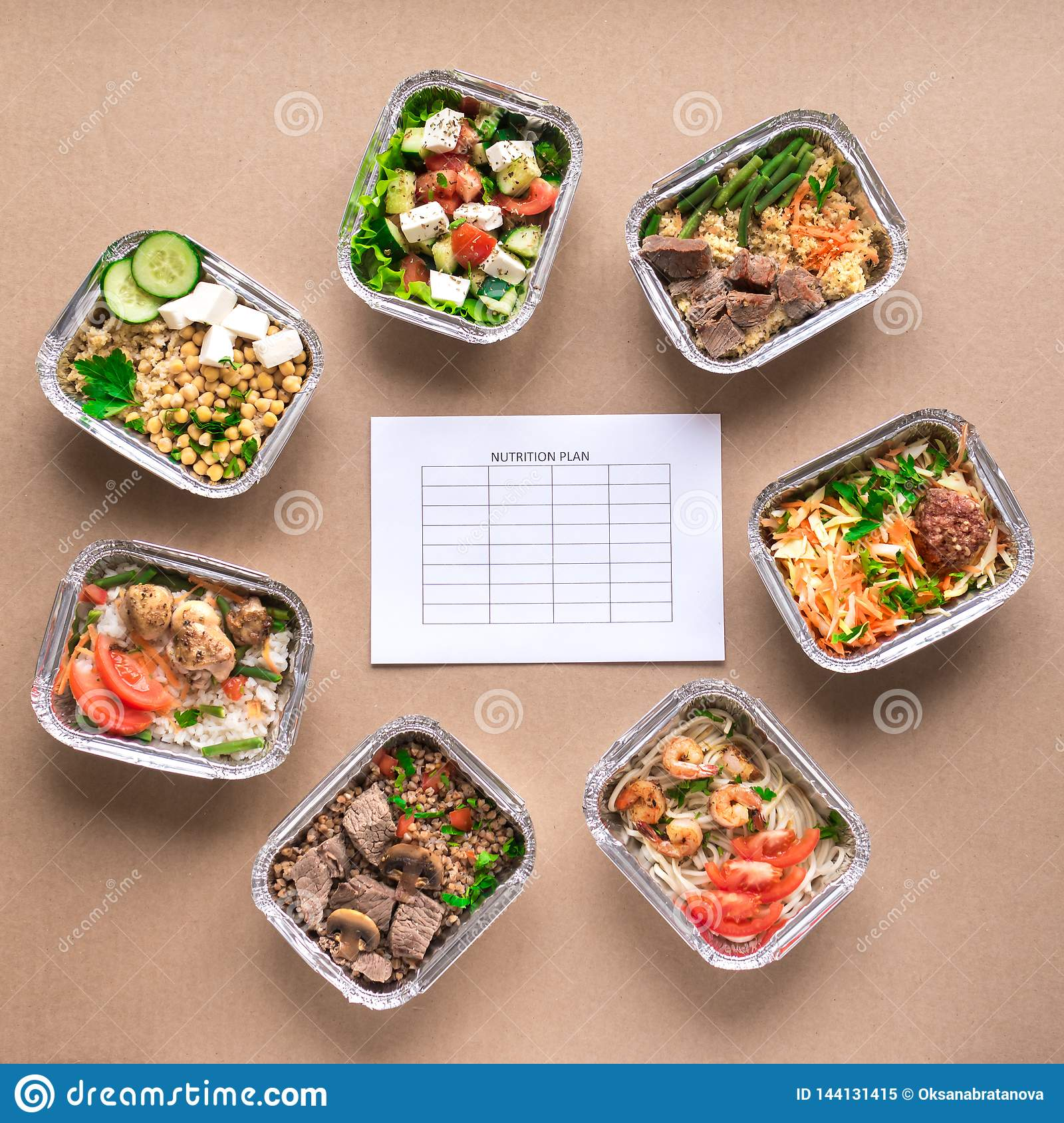 diet plan meal delivery