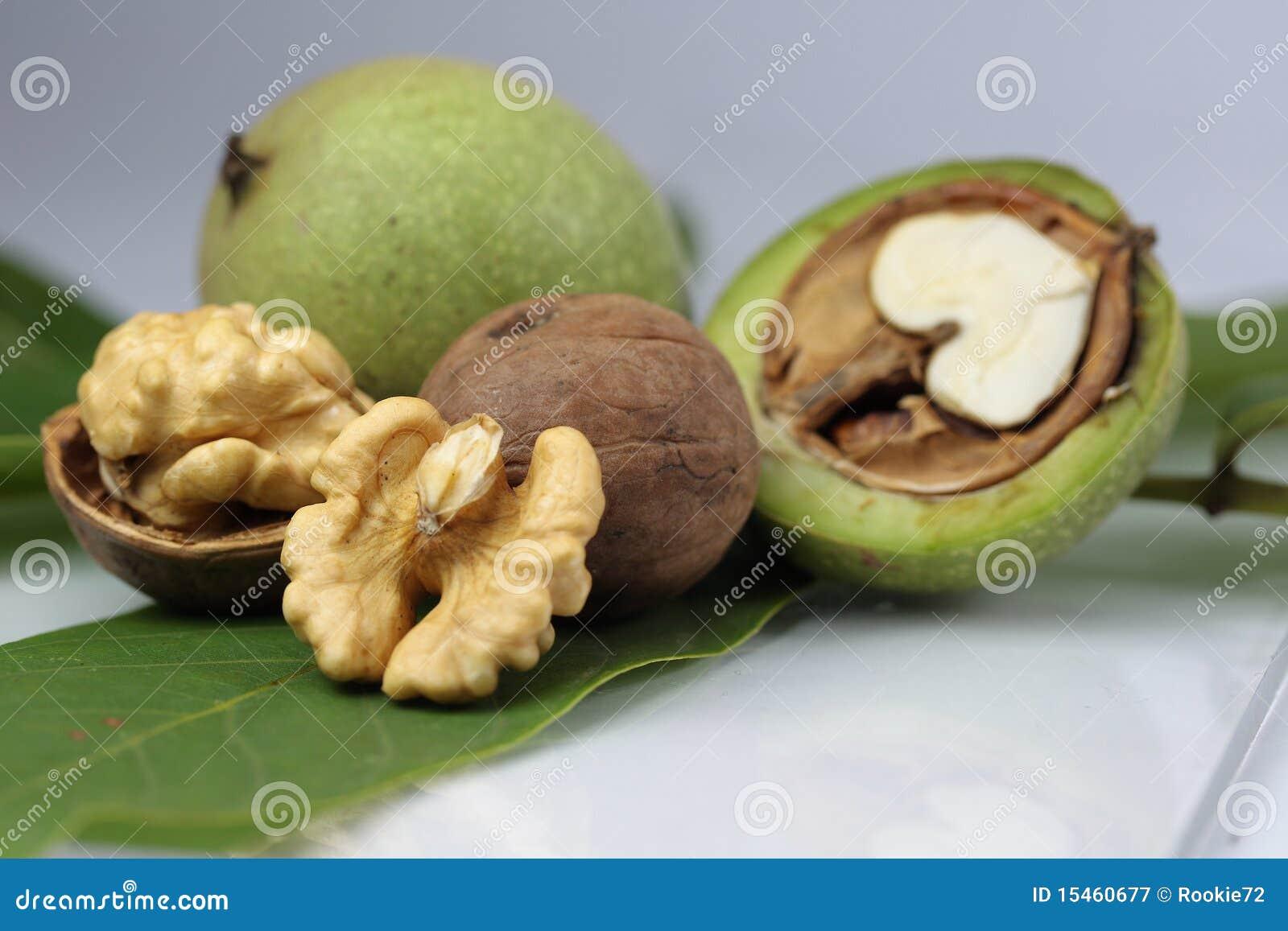 Nuts valnöt