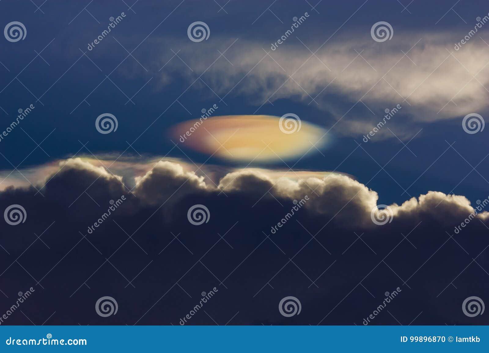 Nuvem do UFO