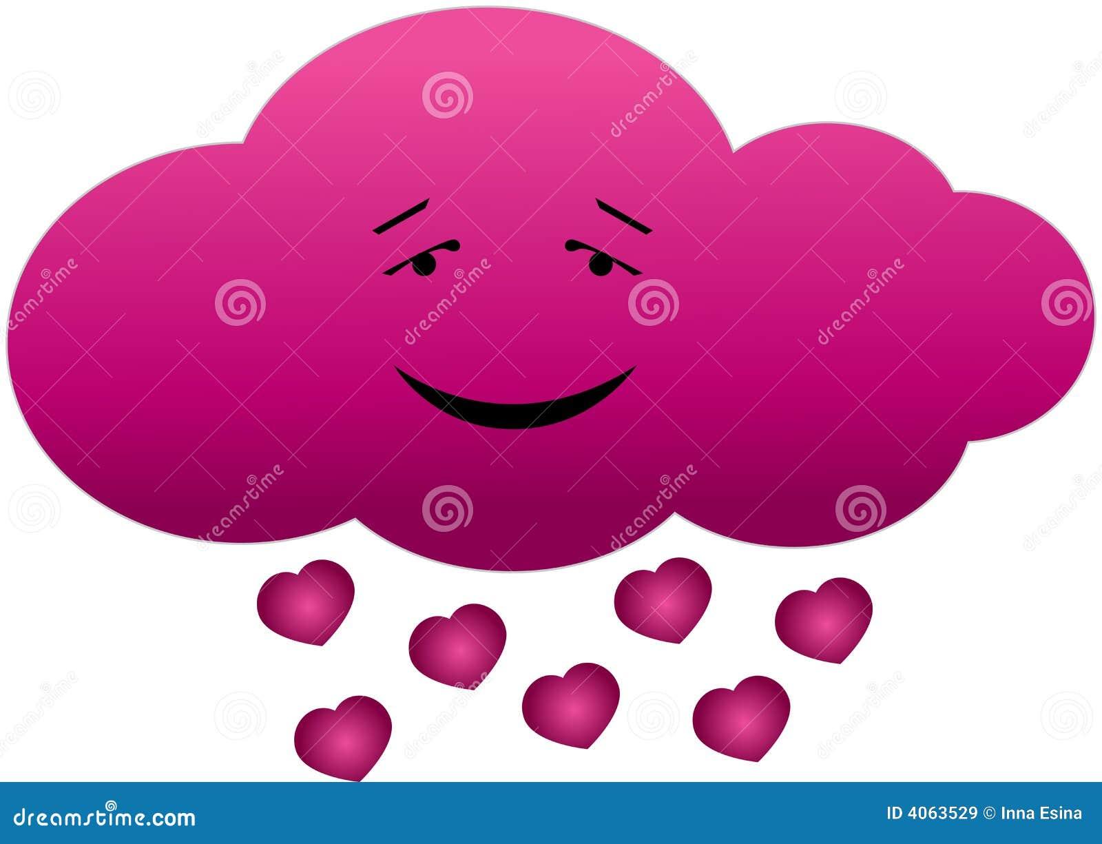 Nuvem no amor