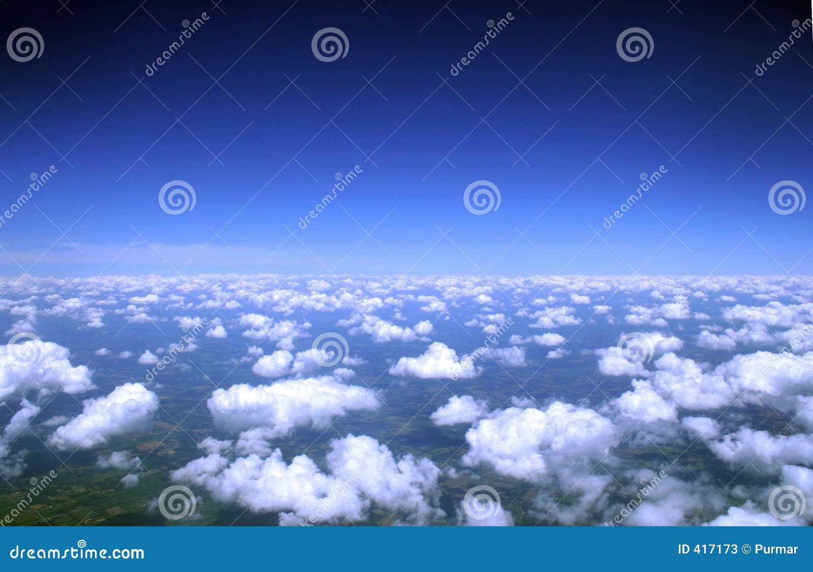 Nuvens do above&