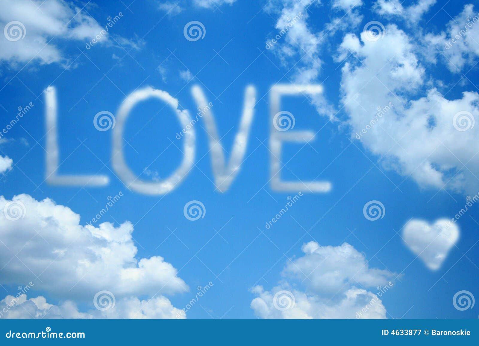 Nuvens do amor