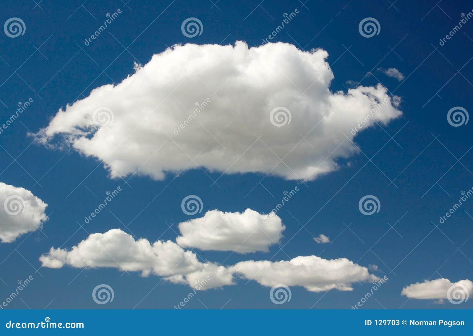 Nuvens (fundo)