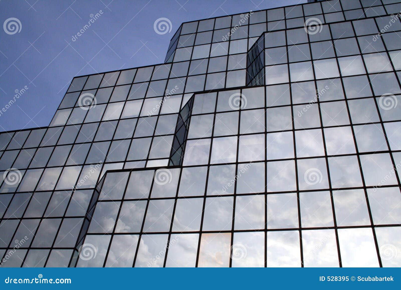 Nuvens que refletem nos indicadores #3