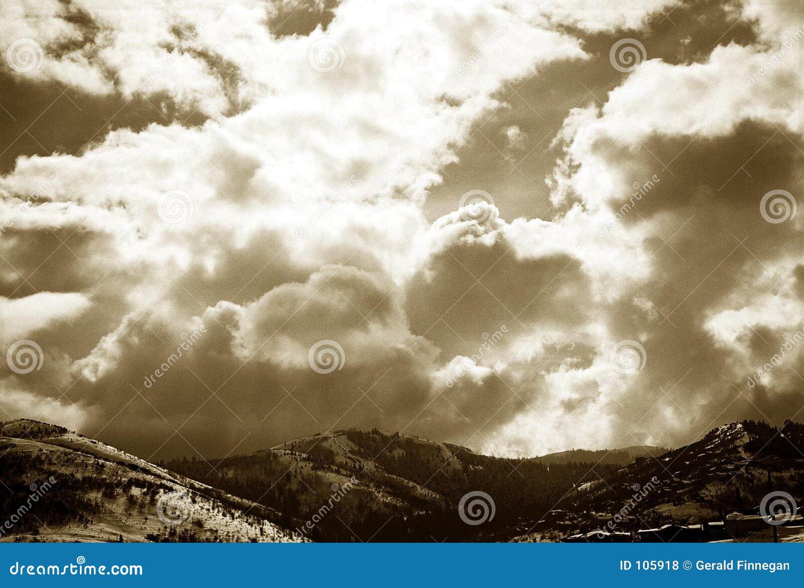 Nuvens: Utá