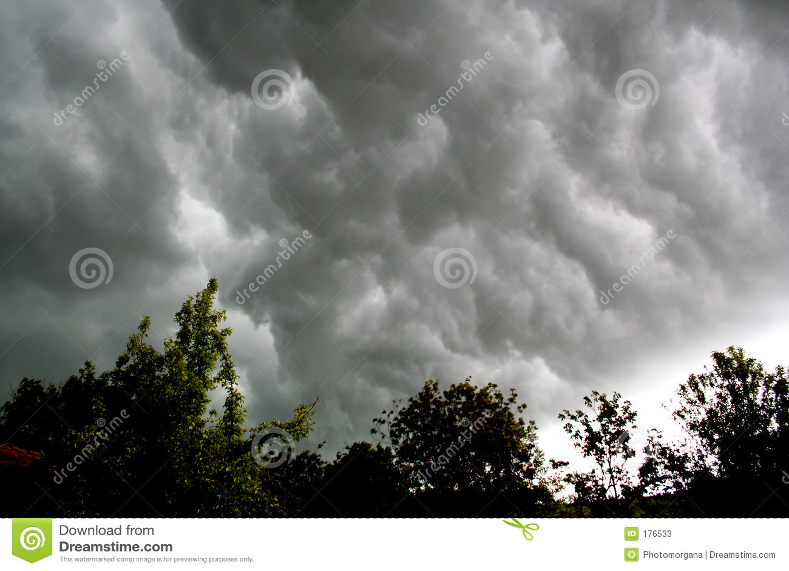 Nuvola temporalesca