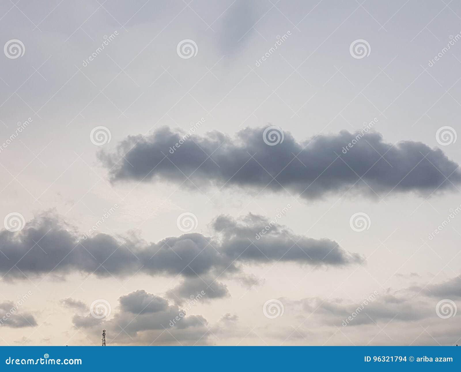 Nuvole meravigliose!