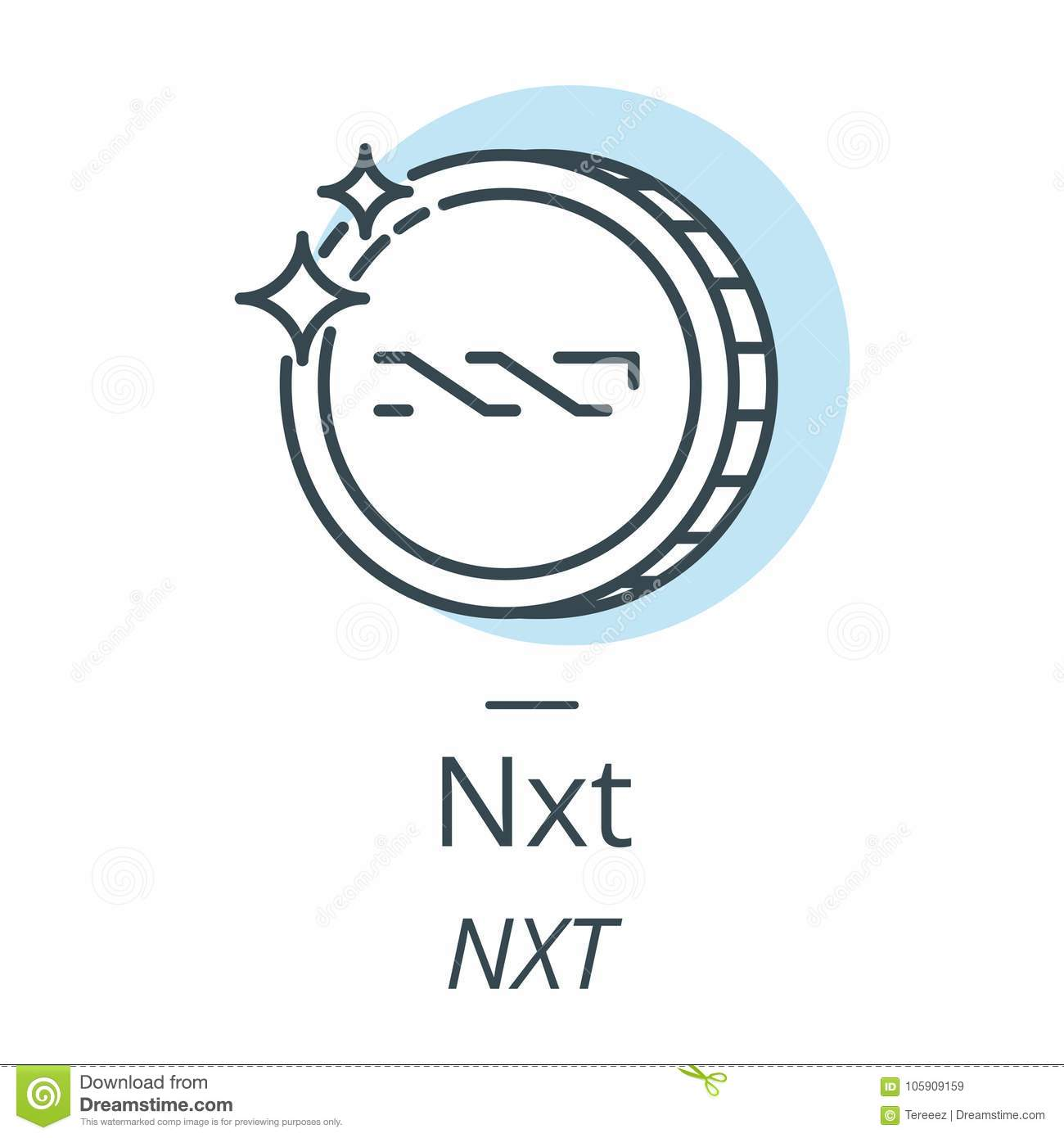 nxt crypto currency stocks