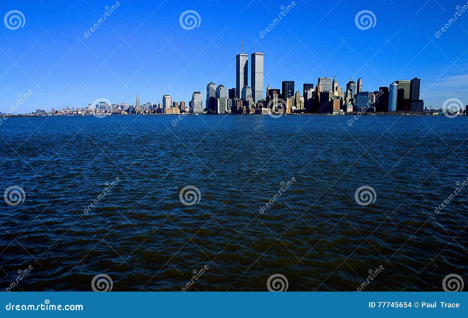 NY都市风景