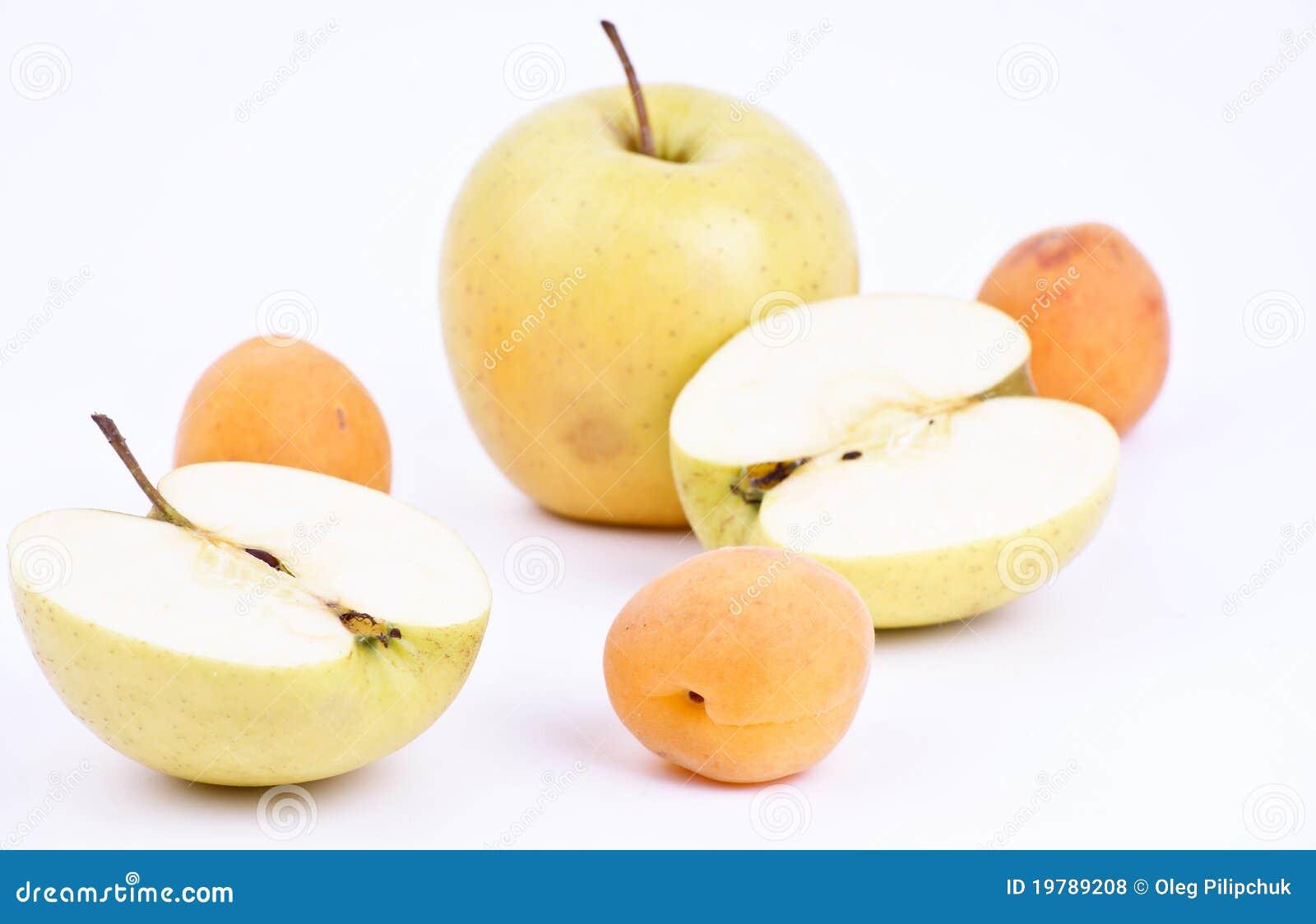 Ny äppleaprikos