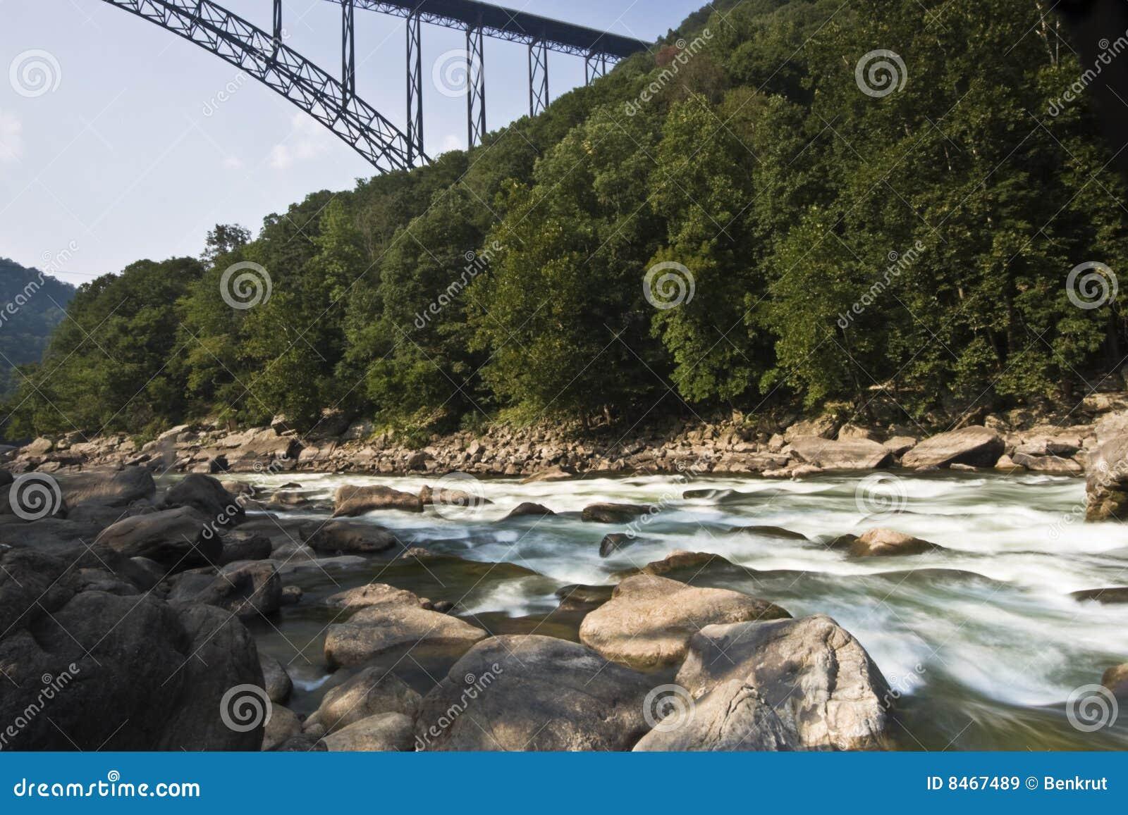 Ny flod för klyfta
