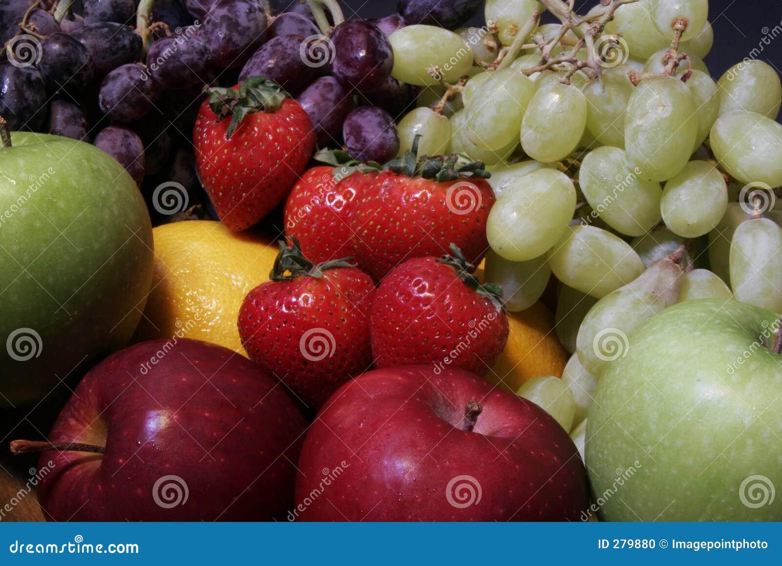 Ny frukt
