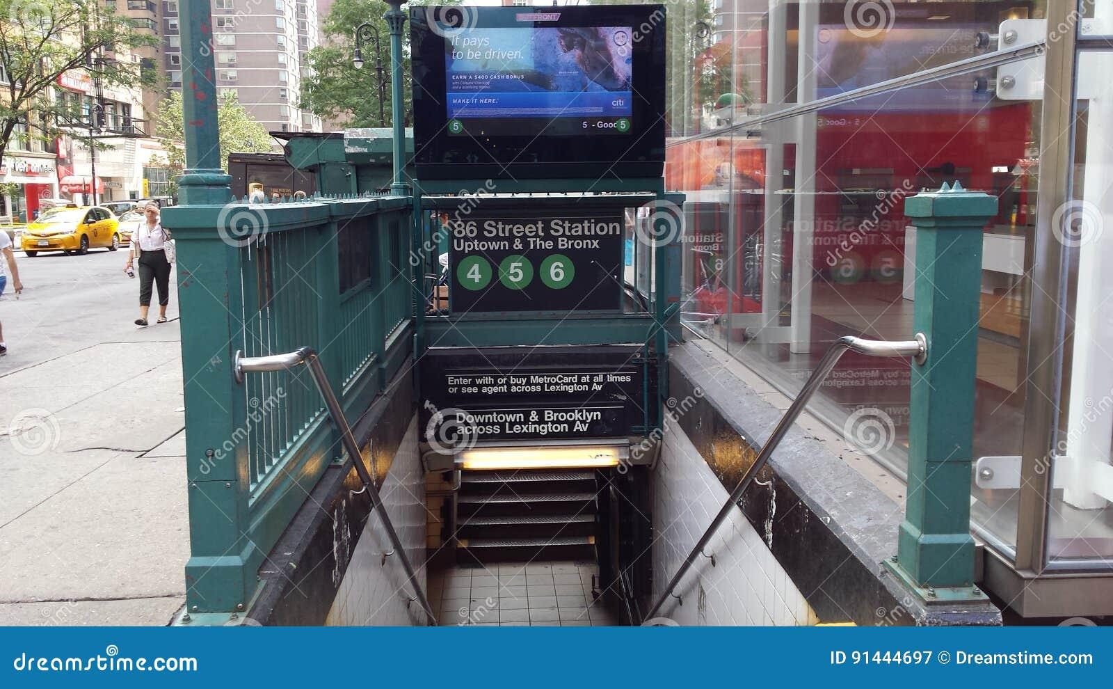 Ny gångtunnel york