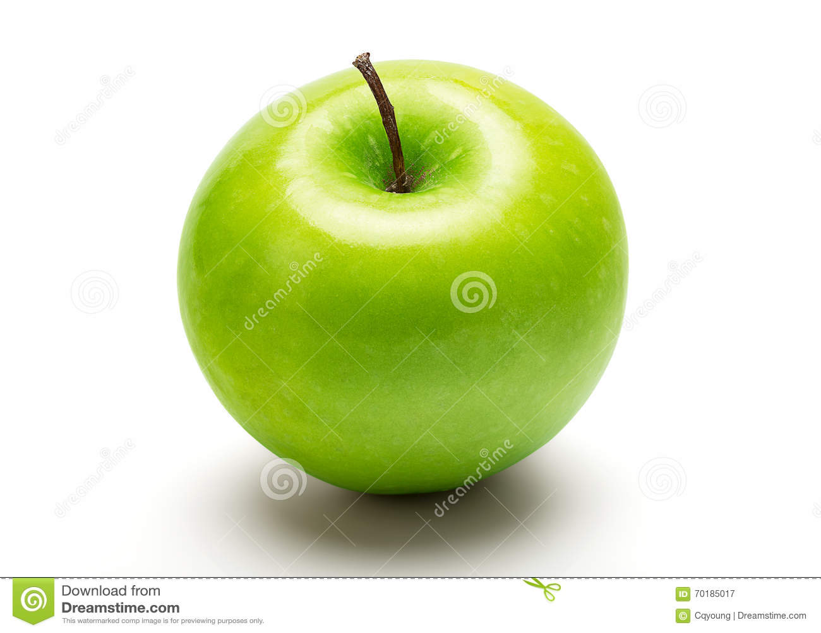 Ny green för äpple