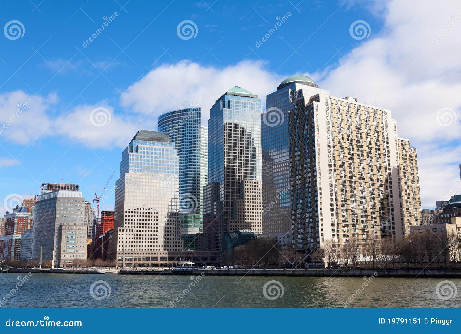 Ny horisont york för stad