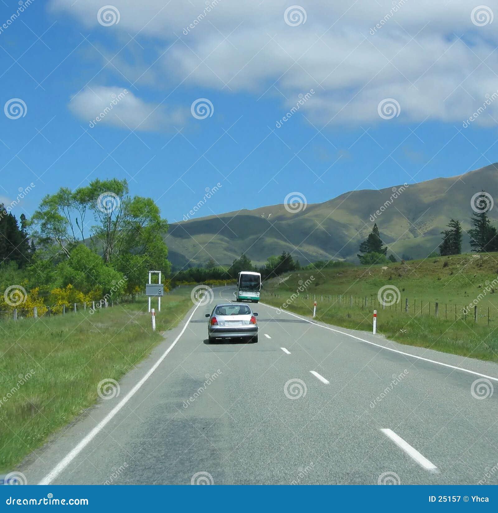 Ny medelzeland för huvudväg