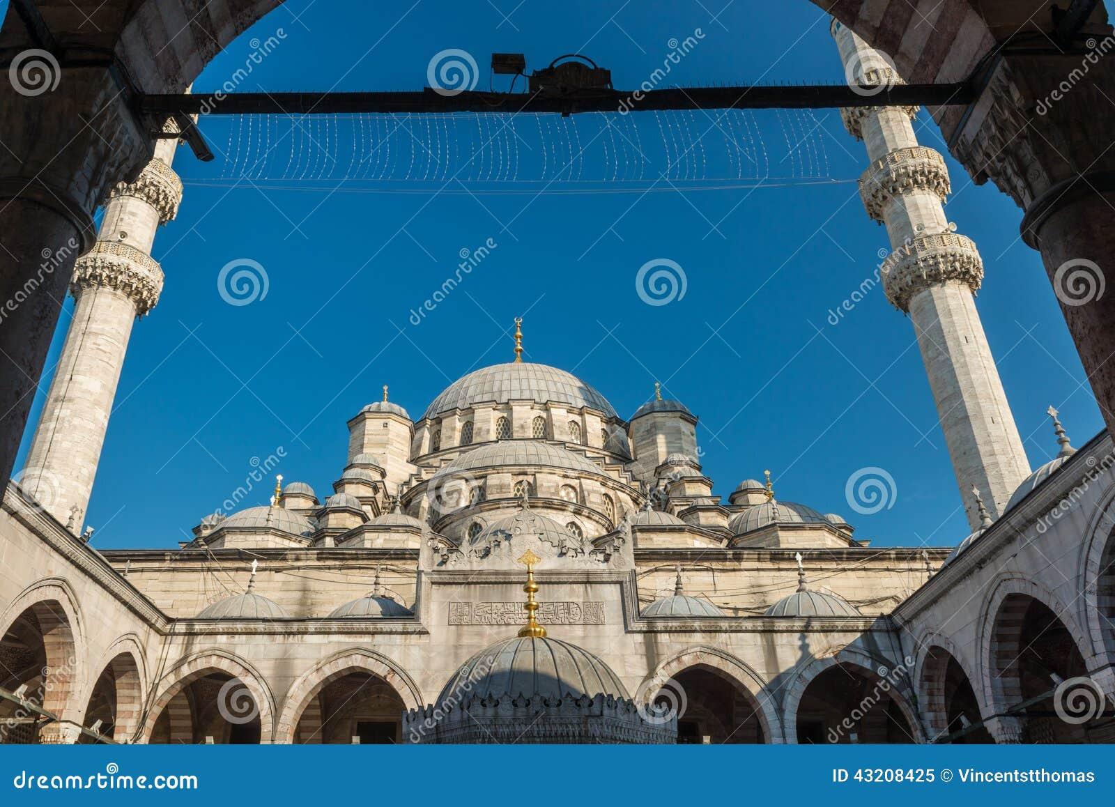 Download Ny moské fotografering för bildbyråer. Bild av cami, lokal - 43208425
