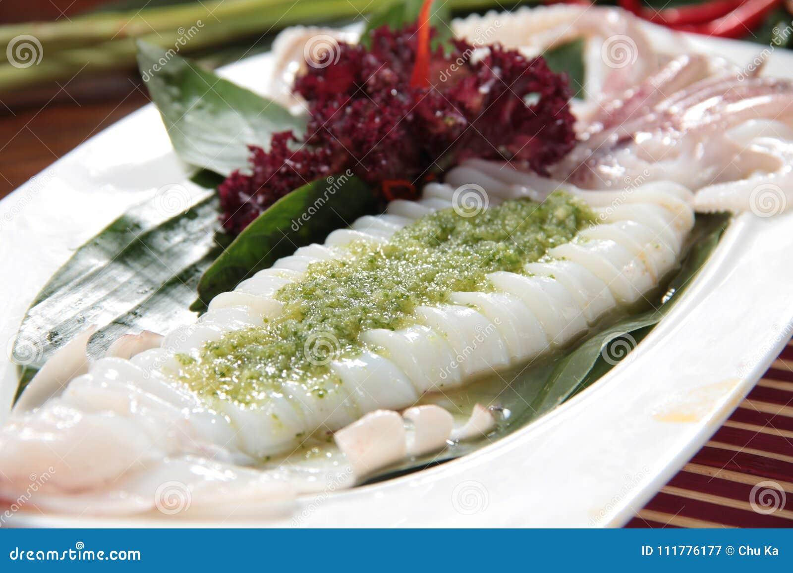 Ny och smaklig havs- kokkonst