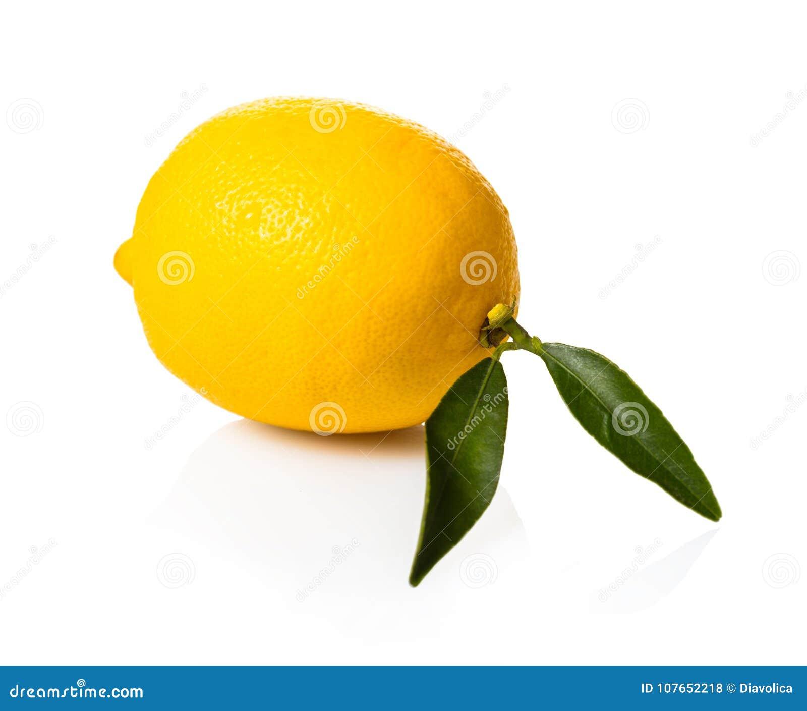 Ny organisk citron