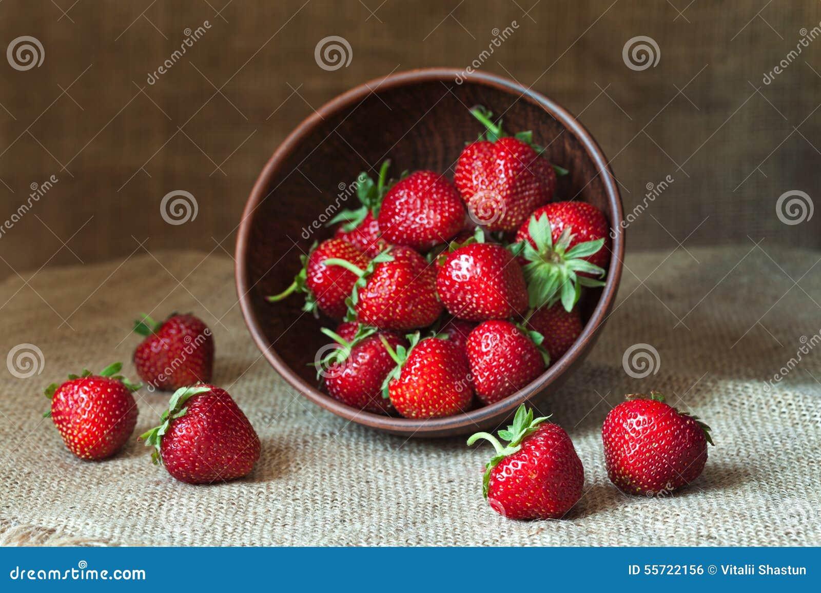 näring till jordgubbar
