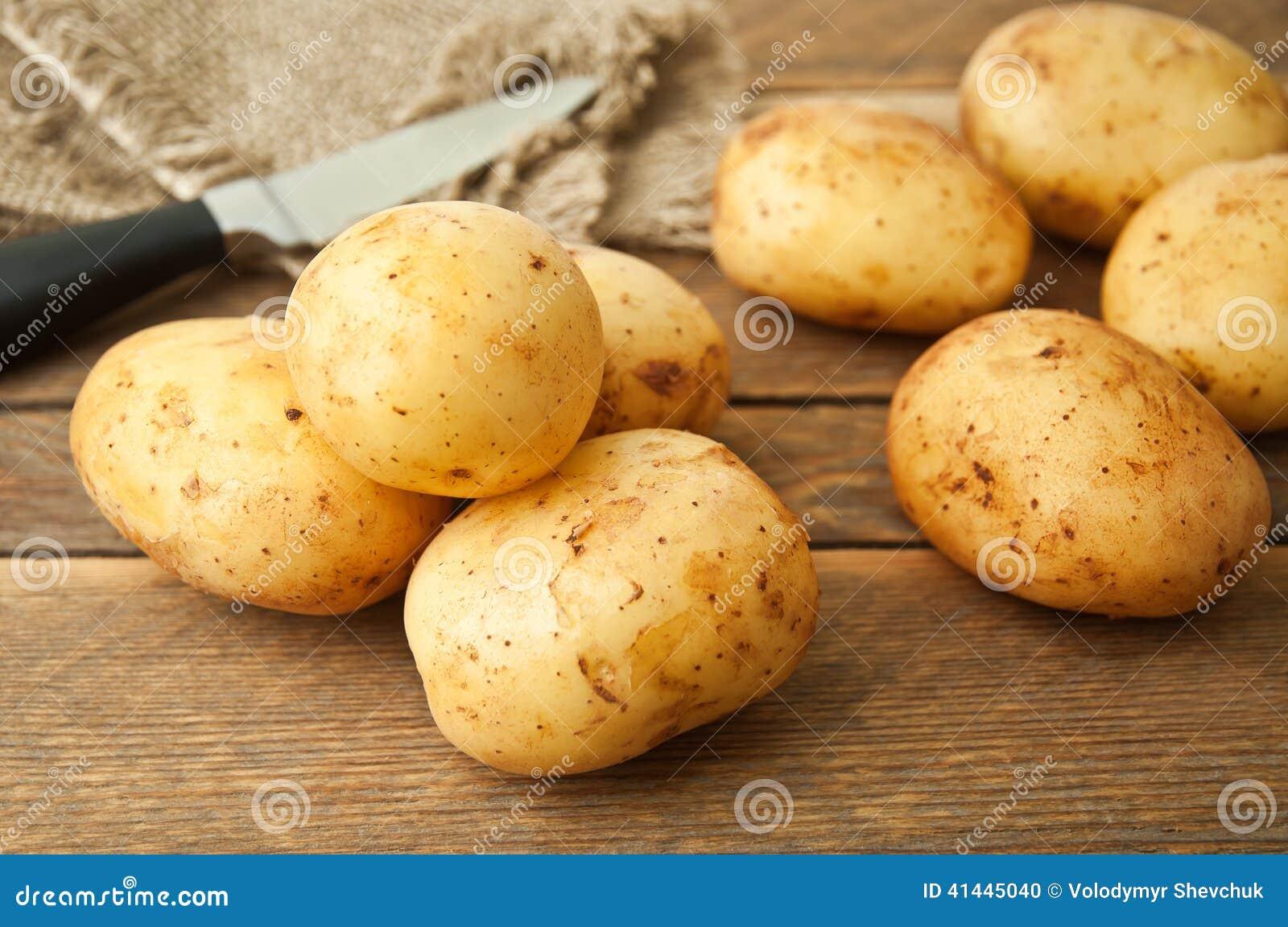 Ny potatis