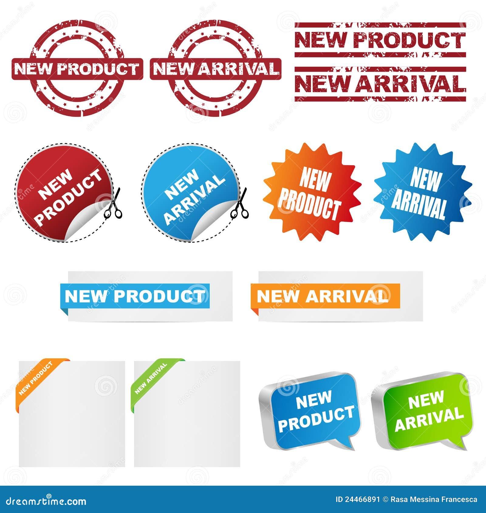 Ny produkt