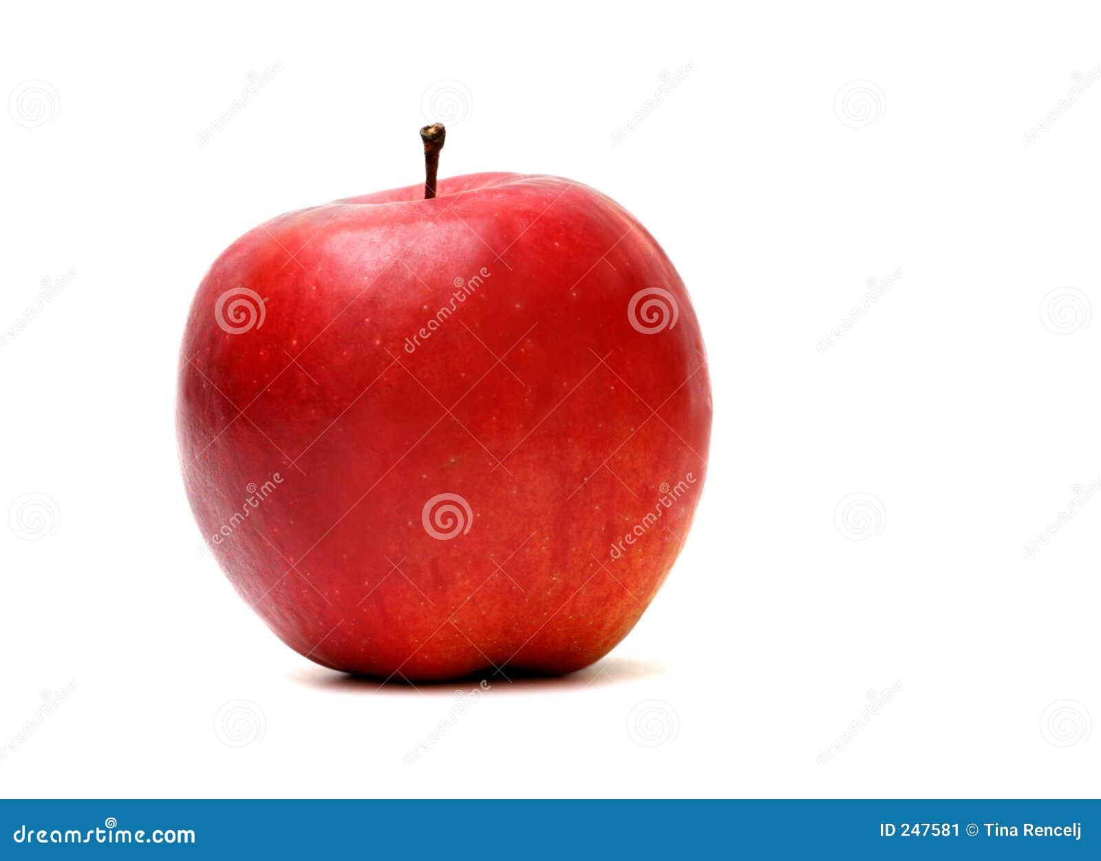 Ny red för äpple