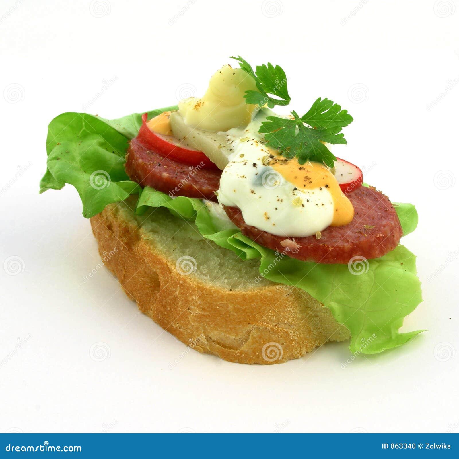 Ny smörgås