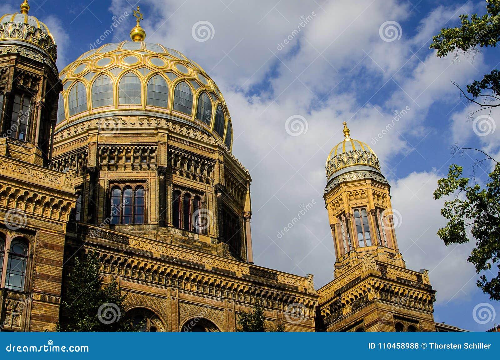 Ny synagoga, Berlin