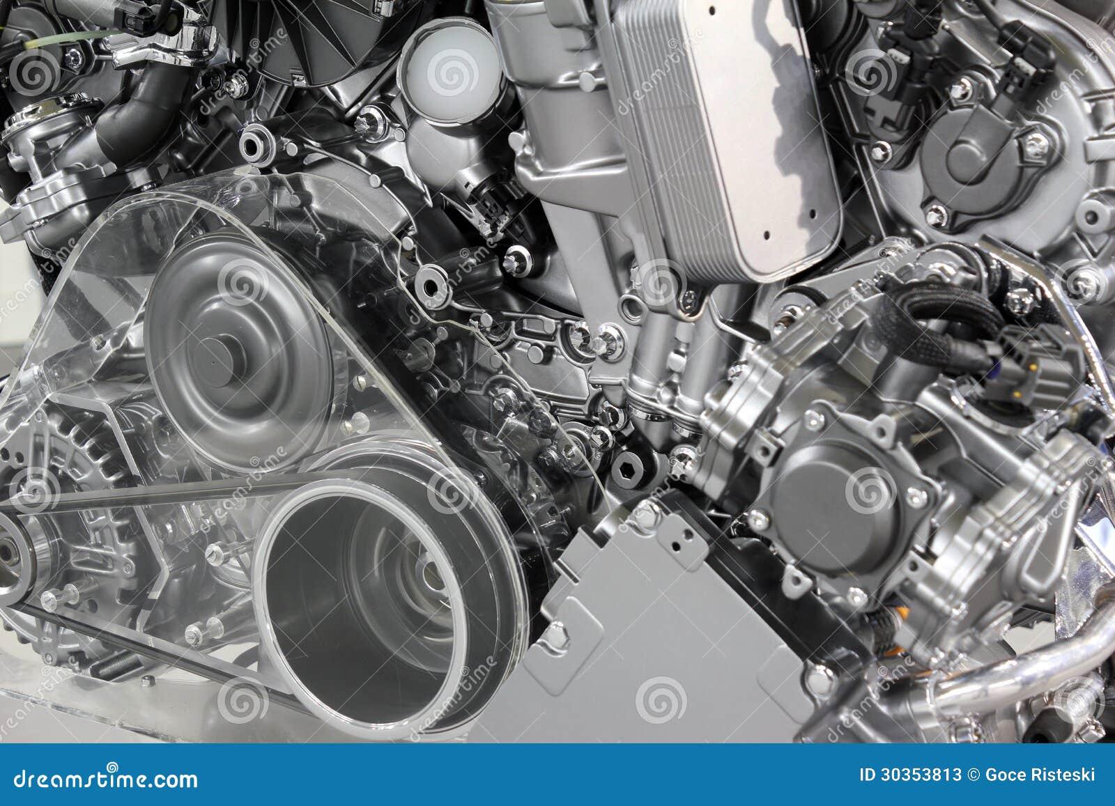 Ny teknik för bilmotor