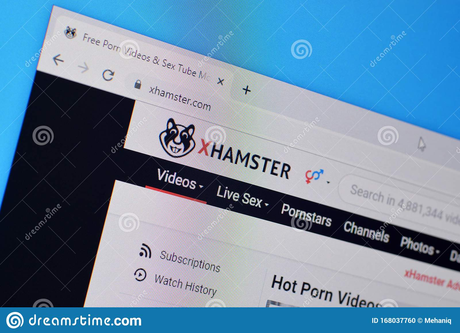 Hamster sex website