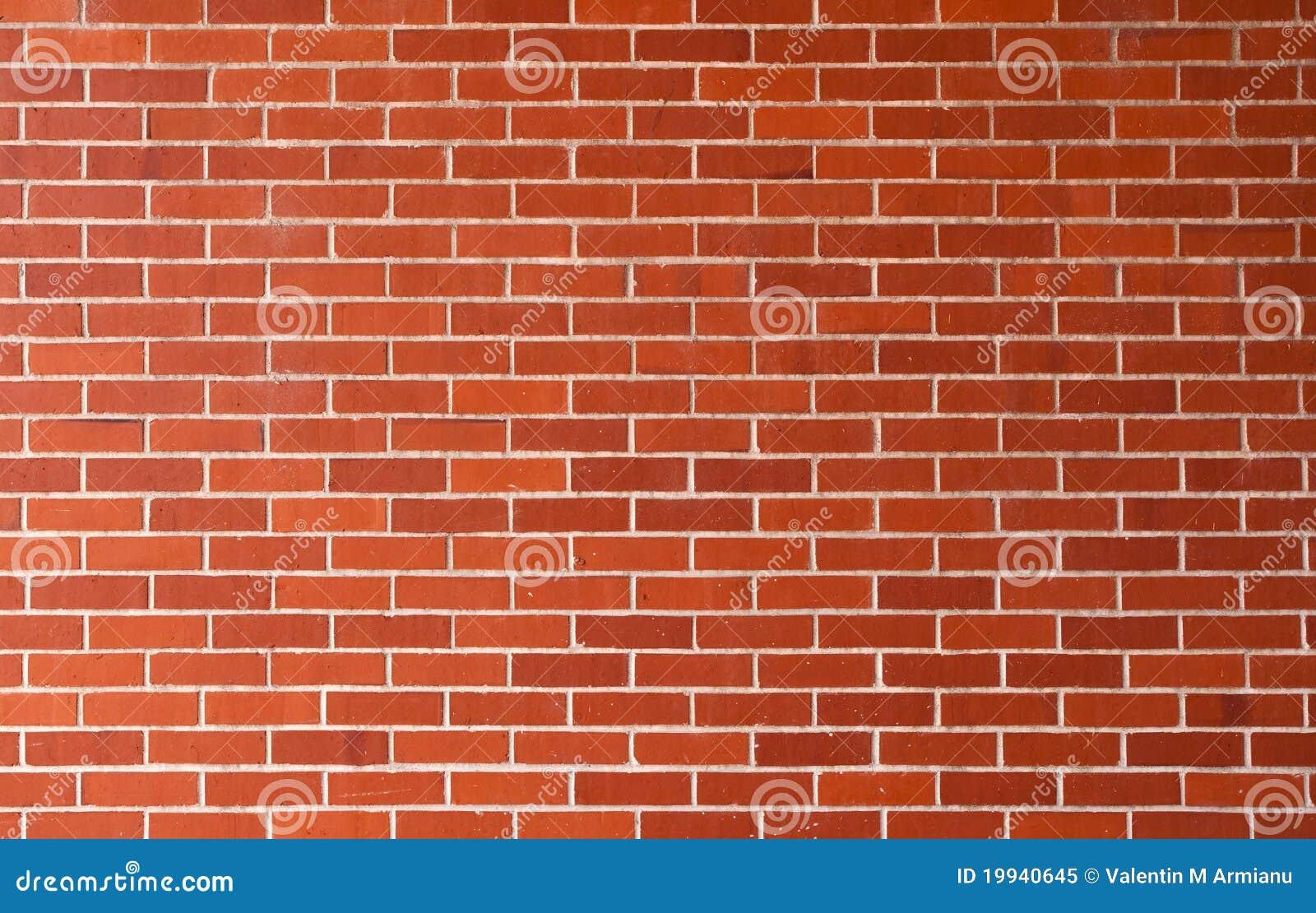 Ny vägg för tegelsten
