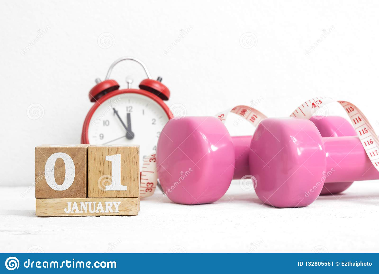 Ny Year' s-upplösningar att utarbeta, sund livsstil och att banta c