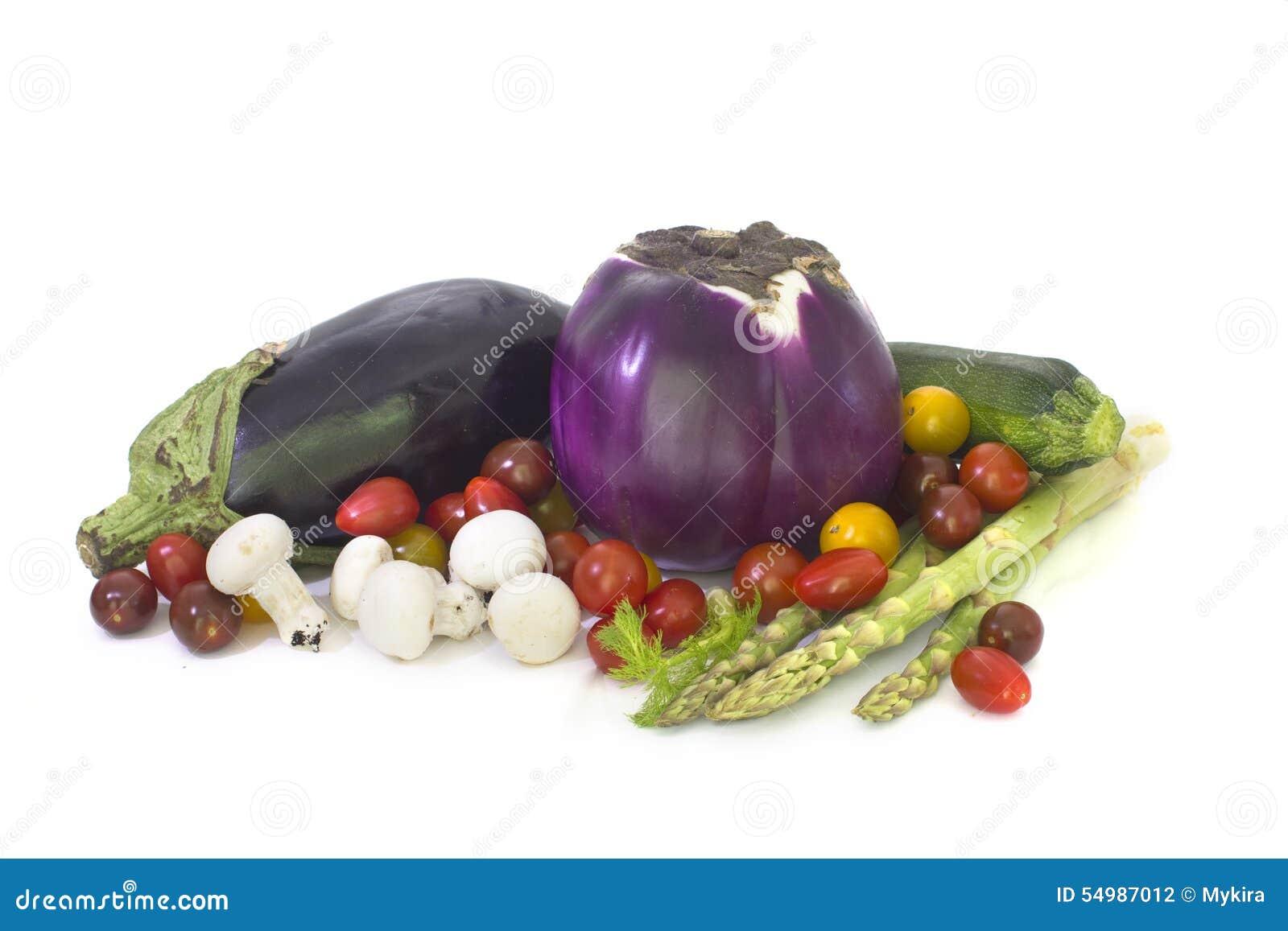Nya fjädergrönsaker