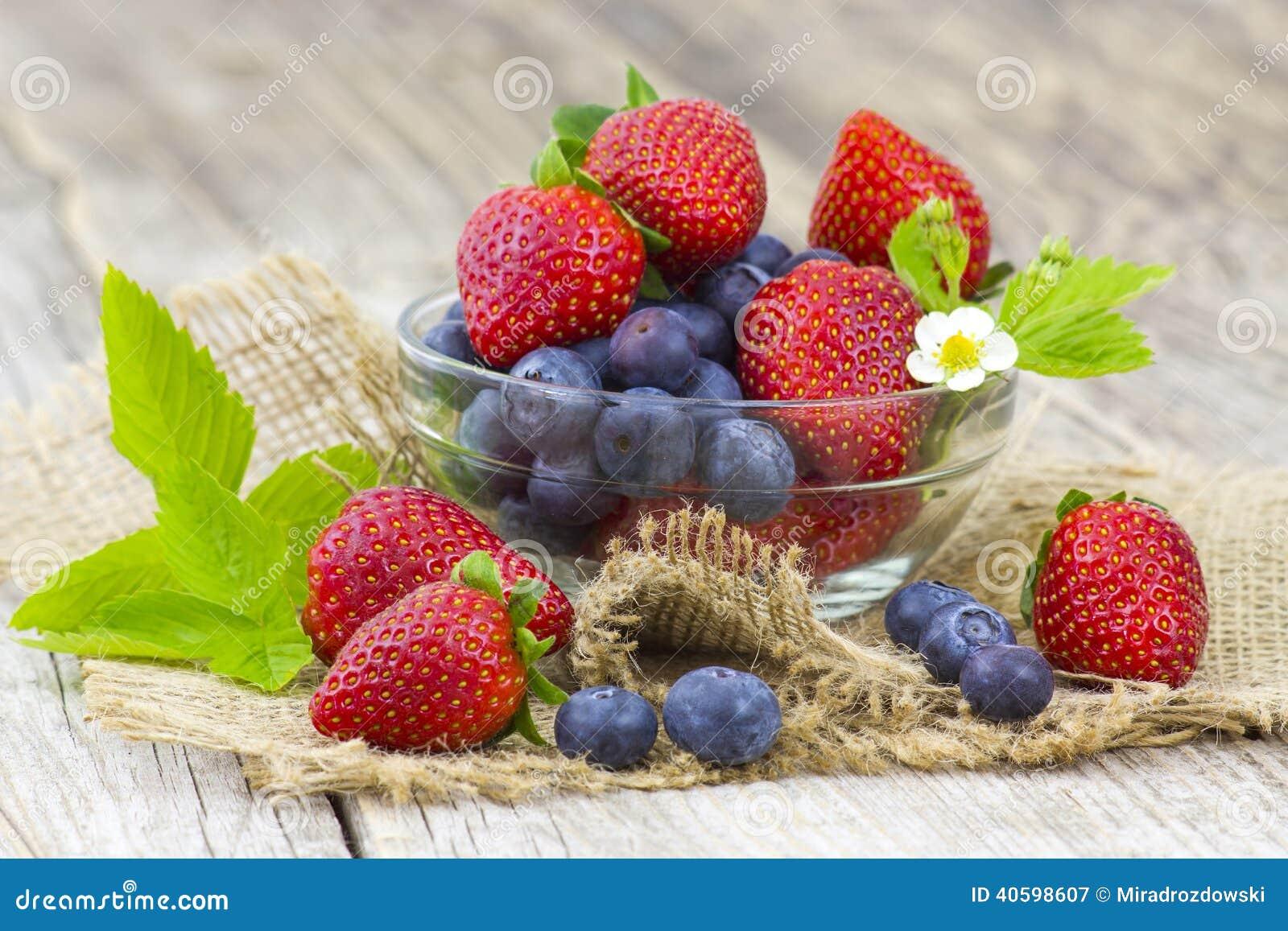 Nya frukter för bunke