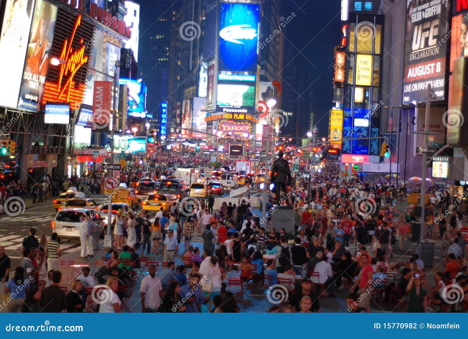 Nya fyrkantiga tider york för stad