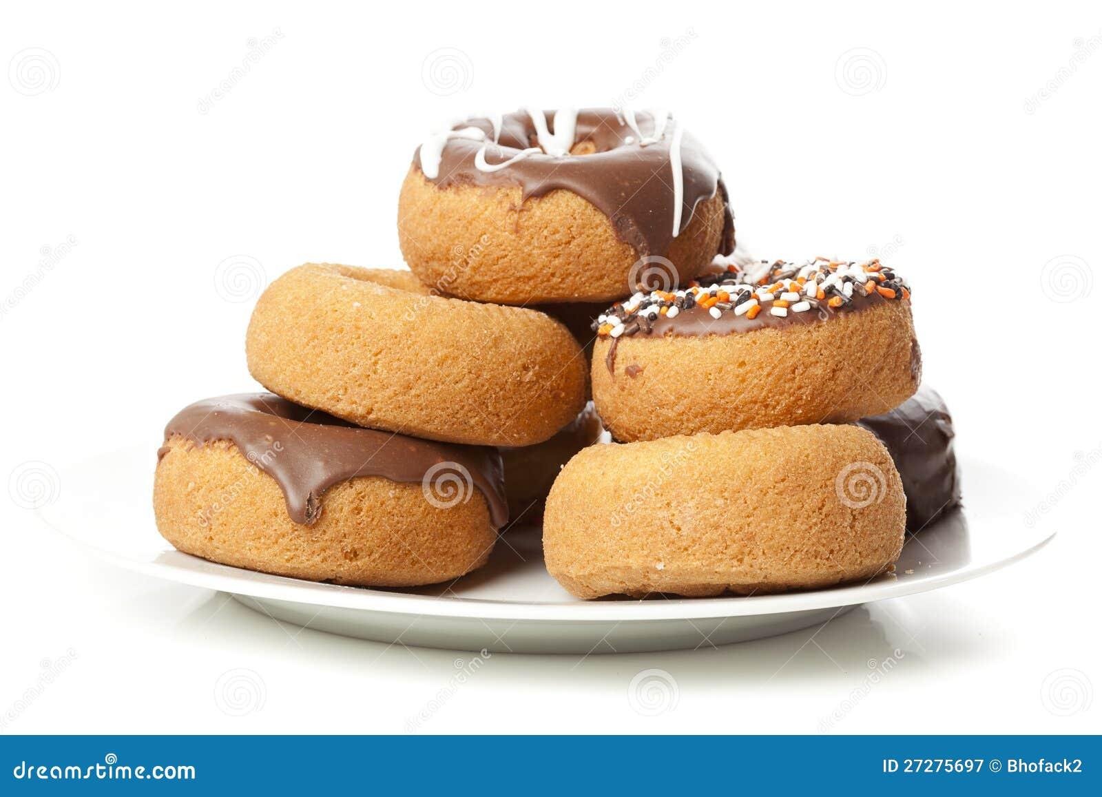 Nya hemlagade Donuts