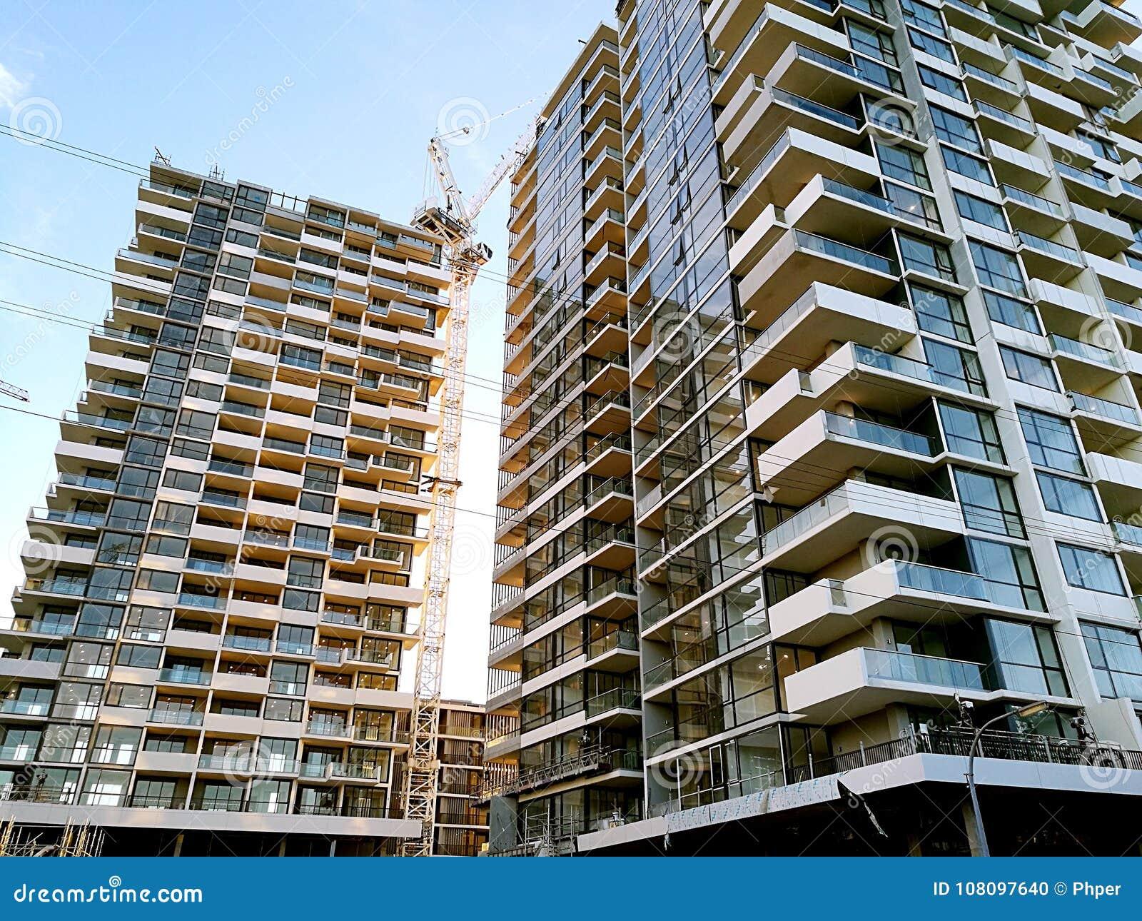 Nya lägenheter i Sydney Australia