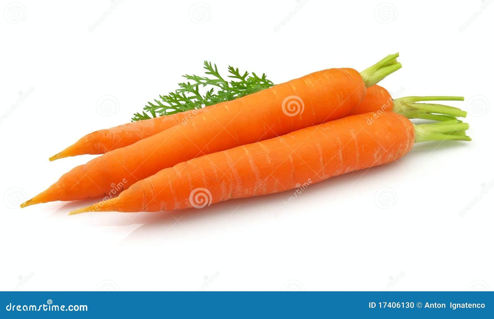Nya morötter