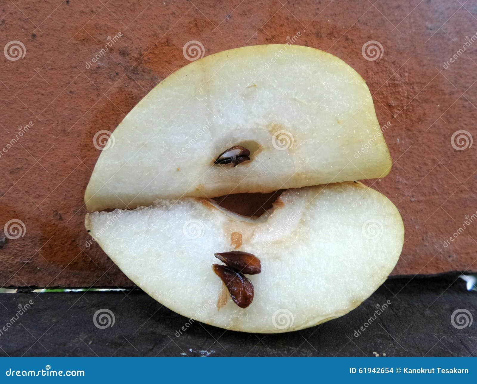 Nya och söta saftiga kinesiska päron för SliceÄ 