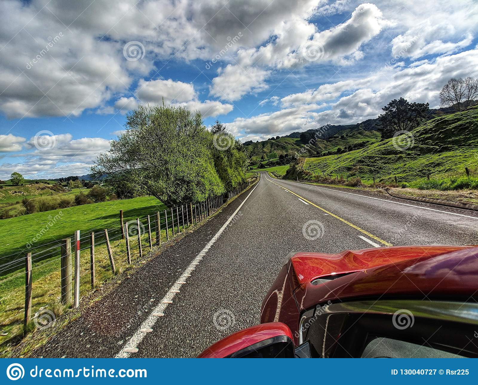 Nyazeeländsk vägtur