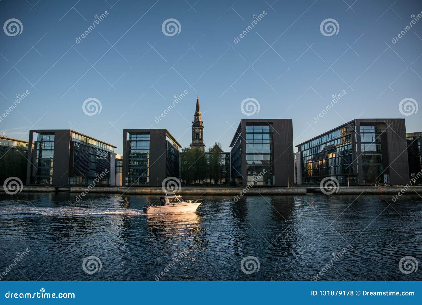 Nybyggen på Christianshavn i Köpenhamnhabor denmark