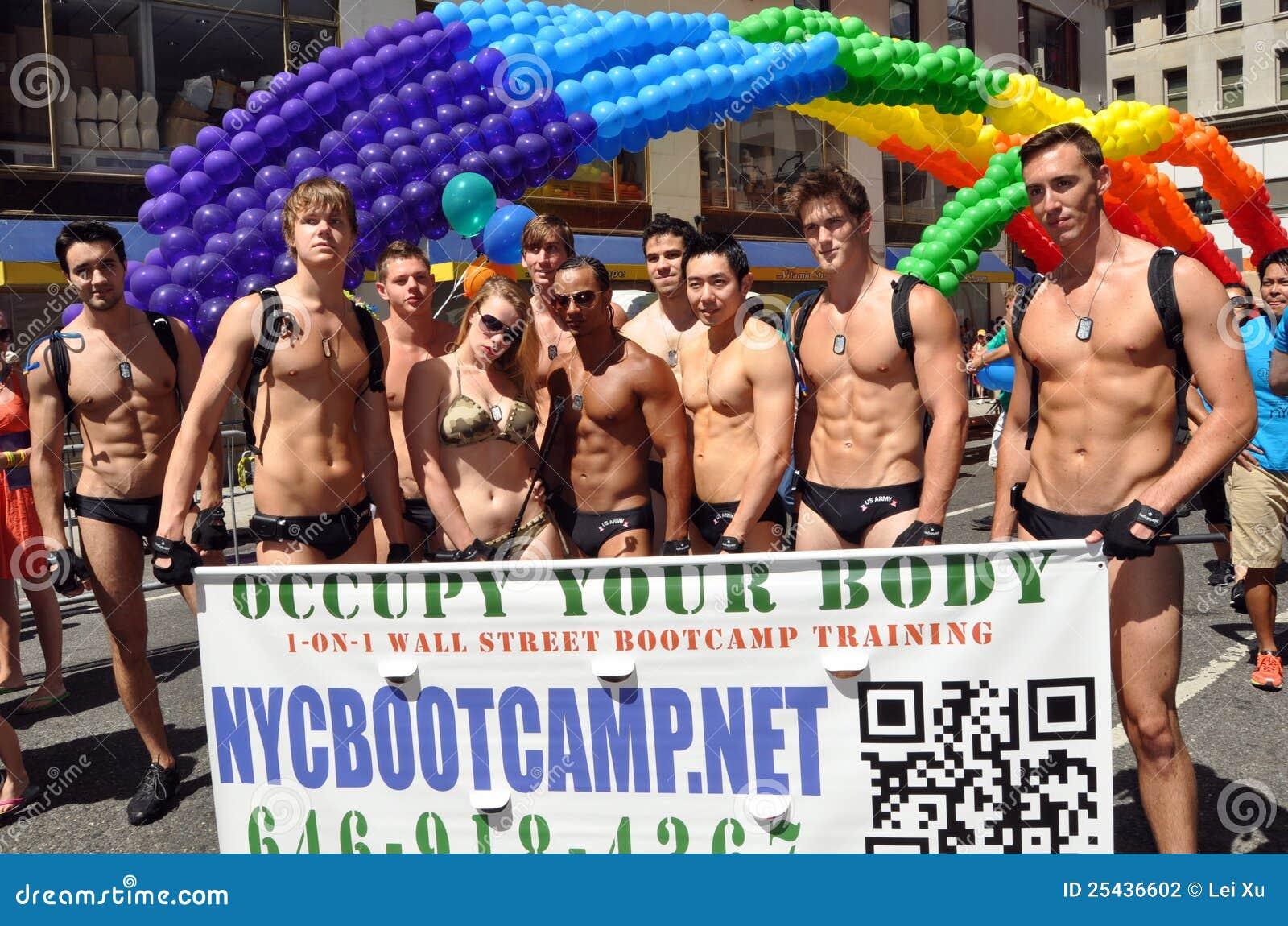 gay boot camp