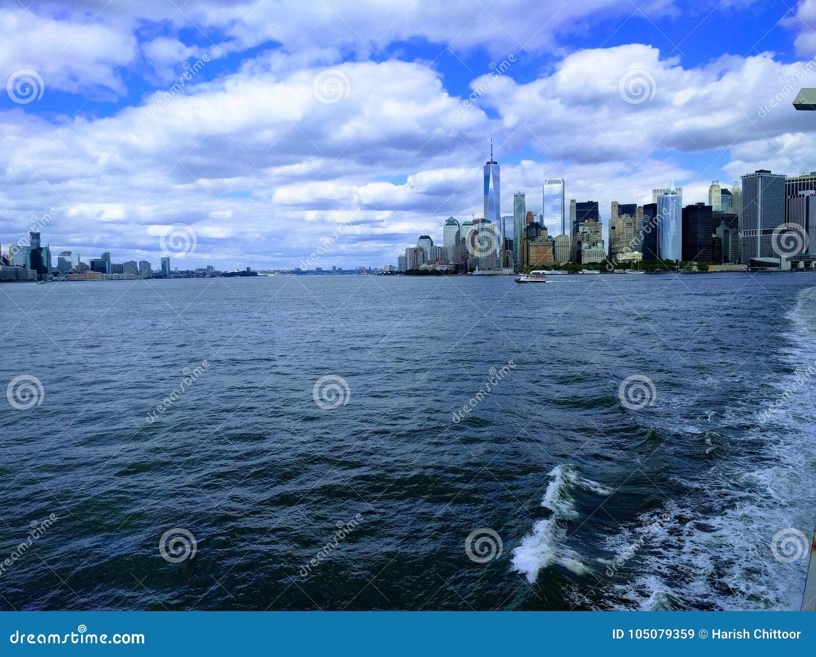 NYC del Atlántico ¡!