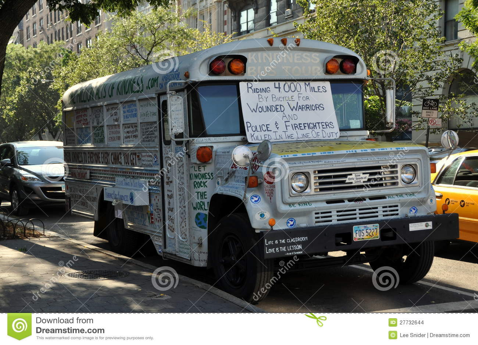 NYC: Der Freundlichkeit-Bus
