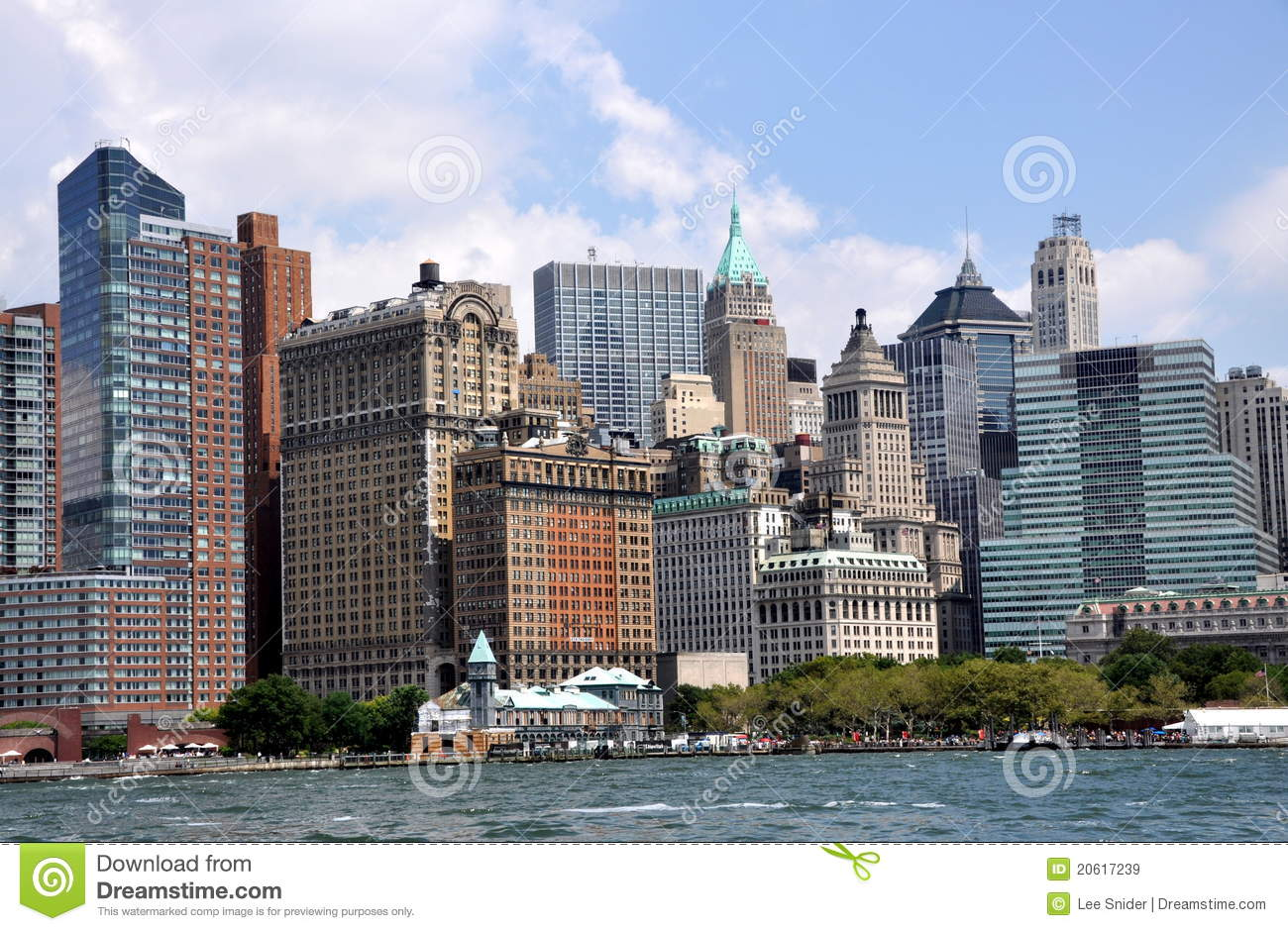 Nyc lower manhattan skyline editorial stock image image for Luxury extended stay hotels nyc