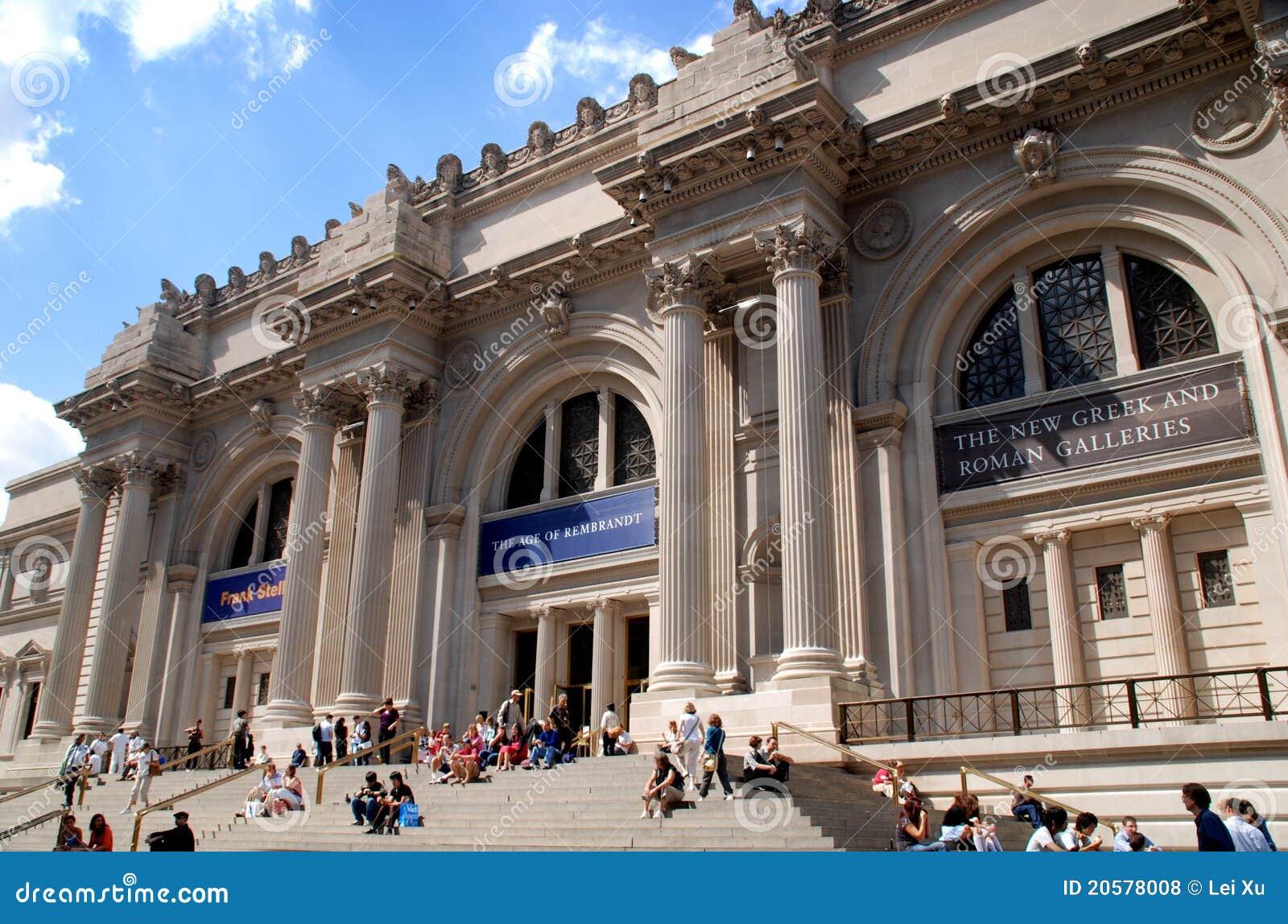 NYC: Museu de arte metropolitano
