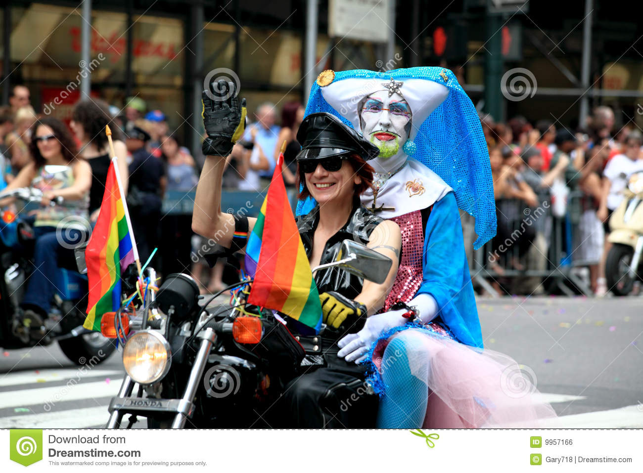2009 gay pride parade nyc
