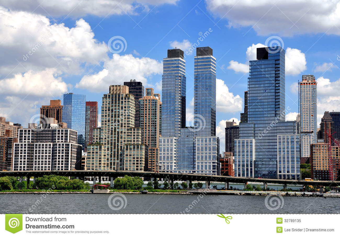 Nyc trump place at riverside park south editorial image for What do in nyc